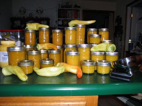 Yum... I'd Pinch That!   Hot pepper Mustard