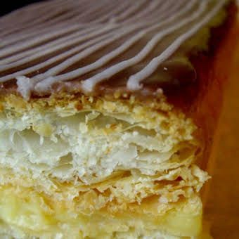 Classic French Napoleons Recipe | Yummly