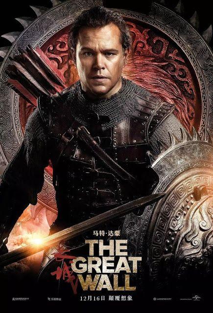 The Great Wall (Movie) - DramaPanda