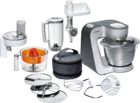 Кухонный комбайн Bosch MUM4875EU, кухонный процессор Bosch