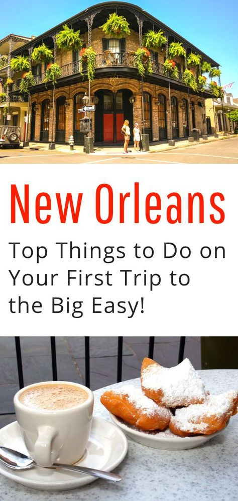 Top 12 Things to Do in New Orleans - Just a Pack