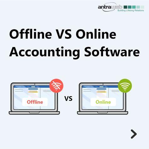 Offline Vs Online Accounting Software