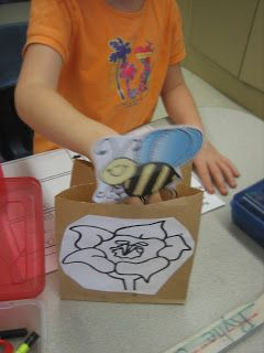 Little Warriors: Pollination Science Lesson for chapter 4 in Daisy Flower Garden Journey
