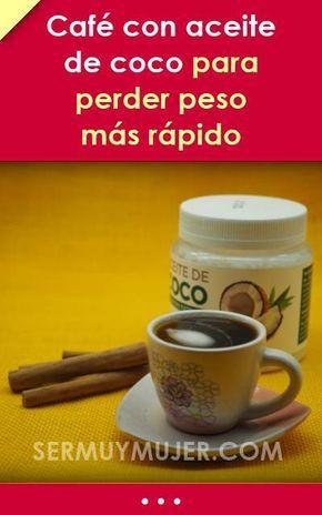 el cafe para perder peso