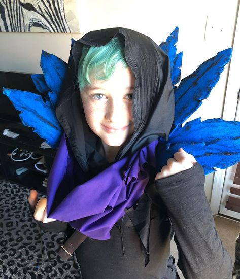List Of Pinterest Fortnite Costume Diy Raven Pictures Pinterest