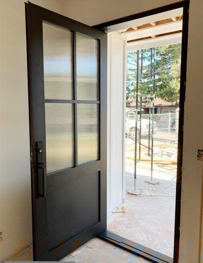 All Steel Pivot Doors Red Horse Custom Pivot Doors In 2020 Pivot Doors Doors Windows And Doors