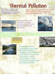 thermal pollution cycle science