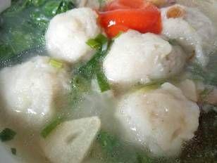 Resep Bakso Ikan Pakai Blender Oleh Pawon Njowo Resep Bakso Makanan Jalanan Makanan