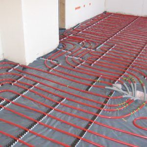 Basement Floor Heating Under Tile Radiant Systems Heated Floors