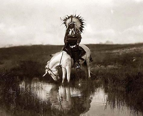 Cheyenne-Haeuptling