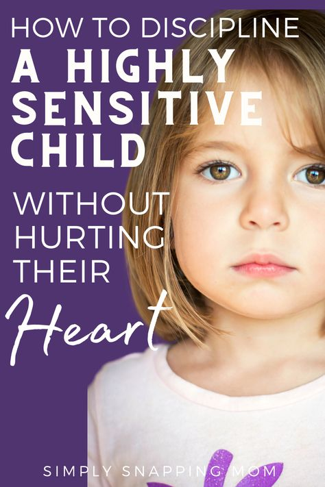 Highly Sensitive Child and parenting tips