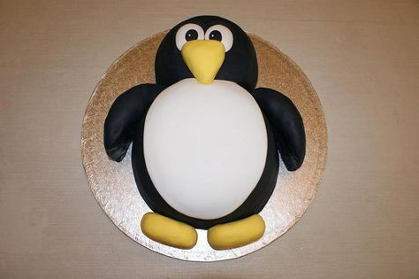Okay it's out of the bag.  We're doing a penguin 1st birthday party.  Penguin cake.  Snowball cup cakes :)