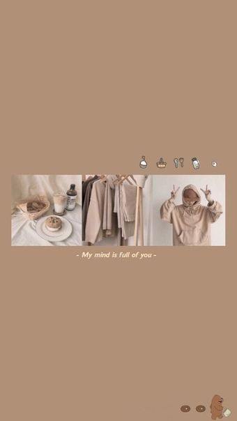 Trendy wallpapers for Android & iPhone Lock Screen Wallpaper lock screen wallpaper iphone Aesthetic wallpapers Aesthetic pastel wallpaper Brown aesthetic