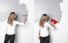 Wandgestaltung In Beton Optik Schoner Wohnen Farbe Schoner Wohnen Wandgestaltung Betonoptik Betonoptik Schoner Wohnen Farbe