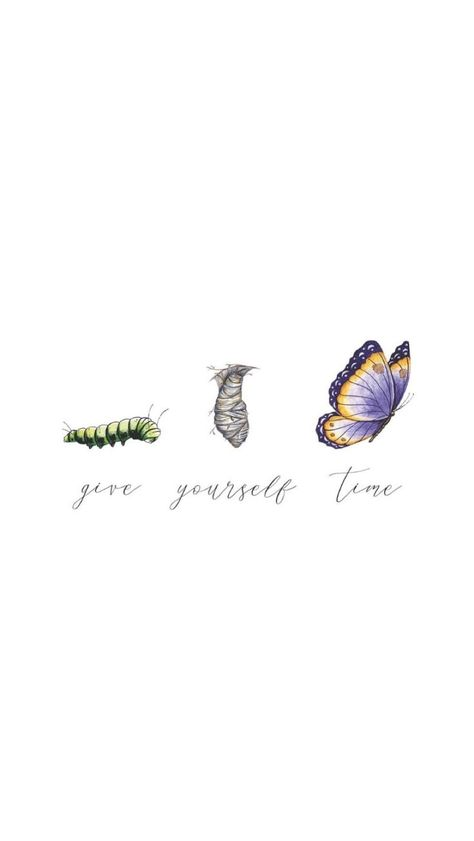 Give yourself time to grow. #lifestyledesign #grow... - #Give #grow #lifestyledesign #planodefundo #Time