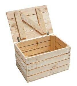 Allzweckkiste Kiefer Mit Deckel Holzkiste Aufbewahrung Holzbox Kiste Ordnung Holzkisten Aufbewahrungsbox Speicherideen