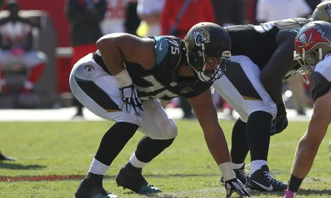 Jaguars place DE Jared Odrick in concussion protocol = The Jacksonville Jaguars have placed veteran defensive end Jared Odrick in the concussion protocol after he was hit in the jaw during Wednesday's practice.  Odrick was immediately removed from practice Wednesday after.....