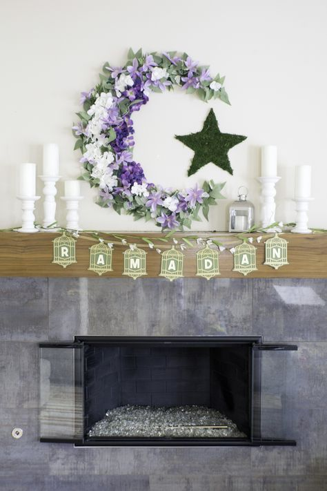 Fun Eid decor by Amnah of This Little Life of Mine using Eid