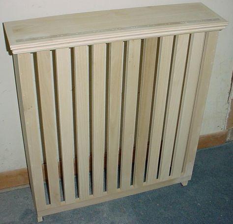 Voyez les meilleurs design de cache radiateur en photos! Radiators