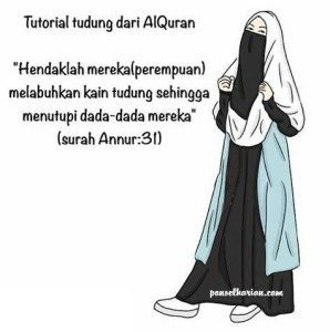 Foto Akhwat Muslimah Kartun Gambar Dan Lucu