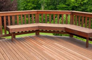 Wickes decking