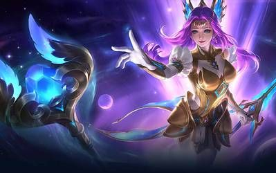 Makinig User Profile Deviantart In 2020 Mobile Legend Wallpaper Mobile Legends Gemini Wallpaper