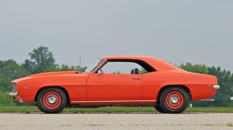 1969 Chevrolet Copo Camaro 3 Camaro Chevrolet Classic Cars
