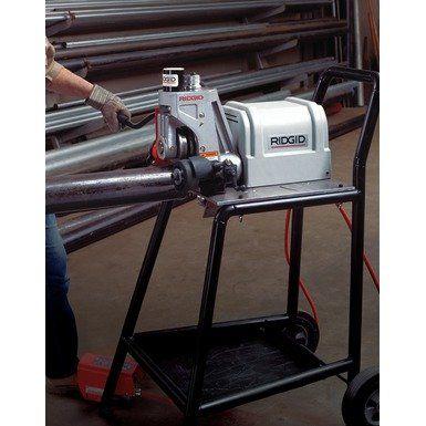 918 I Hydraulic Roll Groover In 2020 Ridgid Tools Vacuums Rolls