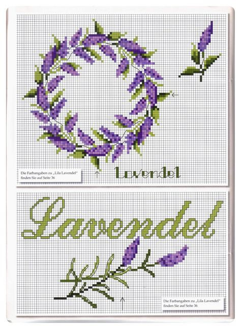 dailymall Lavender Vase Stamped Cross Stitch Kit DIY Needlework 11CT 57x43cm