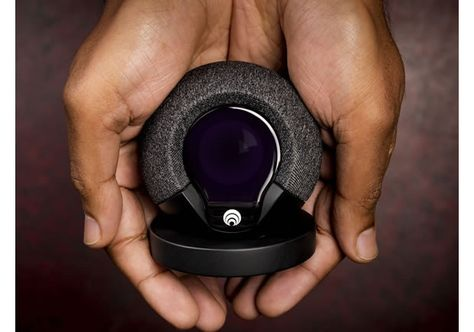 Cocoon - Home Security Device: This gadget may look cute, but it's better than the fiercest watch dog: it keeps your home safe by sensing activity - even through walls and doors!