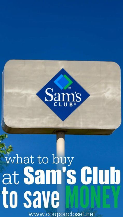 Here are the best items to buy at Sam's Club to save you money.