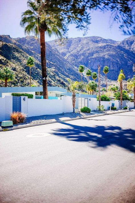 Palm Springs Midcentury Home Tour