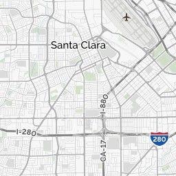 San Jose CA San Jose California Map Directions MapQuest