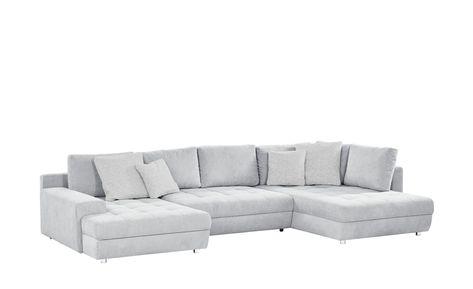 Bobb Wohnlandschaft Grau Flachgewebe Arissa In 2019 Products
