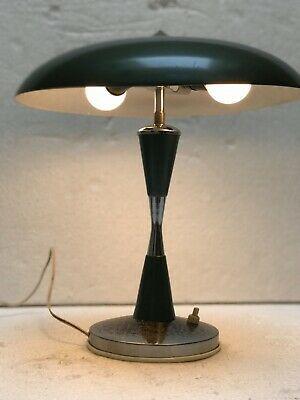 Vintage Design Anni 30 40 50 60 Lampada Tavolo Table Lamp Ministeriale Targetti Lampade Da Tavolo Vintage Lampade Lampade Da Tavolo