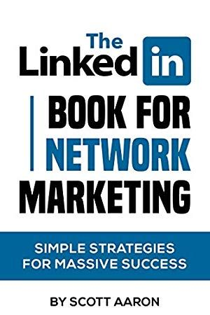 Download Pdf Epub The Linkedin Book For Network Marketing By