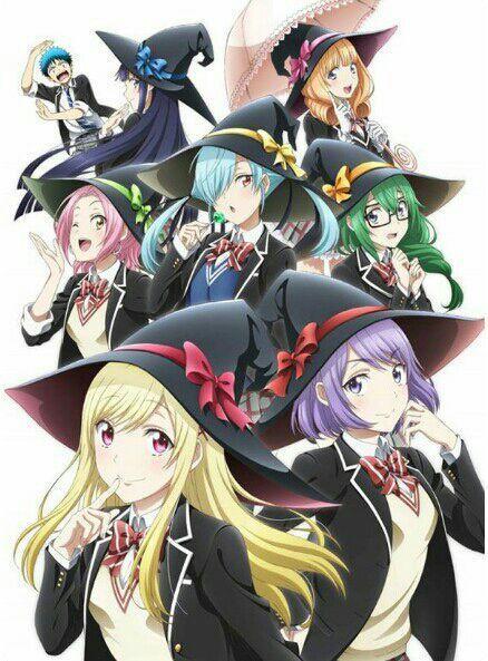 The Wallpaper Of Anime Yamada Kun To 7 Nin No Majo Anime Characters Anime Anime Shows