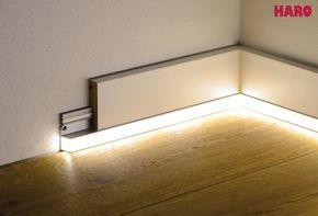 Mit Diesen Led Streifen Sorgen Sie Fur Ein Ganz Besonderes Wohnambiente Mit Den Als Zubehor Erhaltlichen Befestigung Moderne Lampen Design Lampen Led Streifen