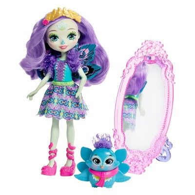 Enchantimals Winsley Wolf Doll amp Trooper Figure free shipping