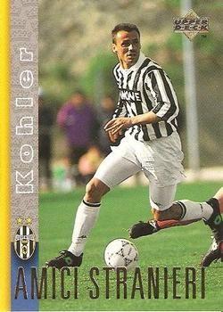 Juventus Gallery 1998 Trading Card Database Juventus Upper Deck Trading Card Database