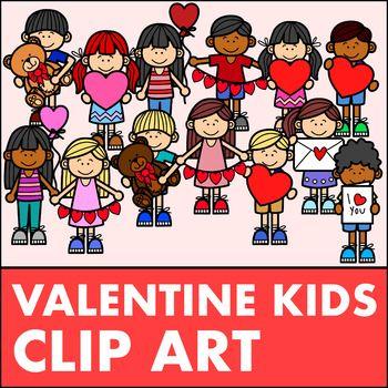 Valentine S Day Kids Clip Art Kids Clipart Clip Art Valentines For Kids