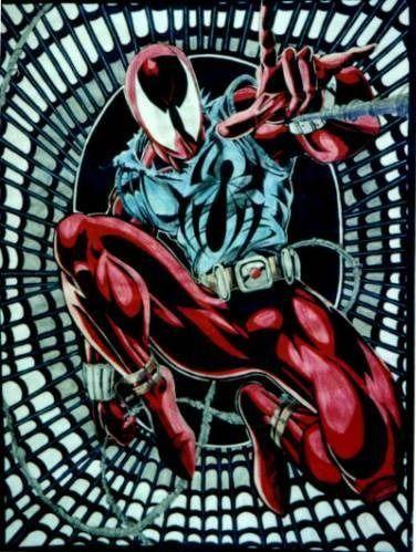 Scarlet Spider Ben Reilly Scarlet Spider Scarlet Spider Ben Reilly Spiderman Comic