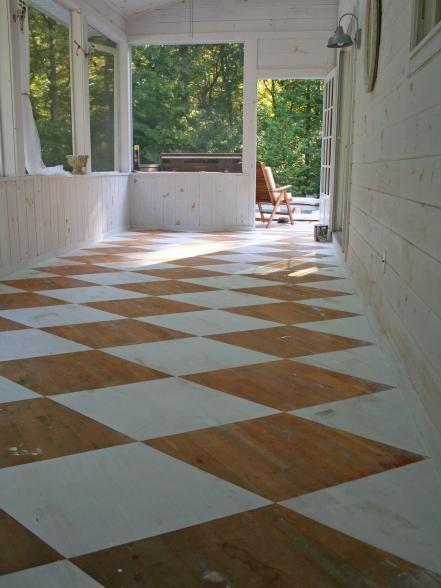 Great Design Isn Outdoor Flooring, Outside Porch Flooring