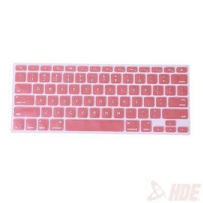 "Metallic Finish Silicone Keyboard Skin Film Cover for MacBook Mac Pro 13/"" 15/"" 17"