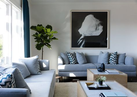 Wide-Open Spaces  - How Cuyana's Two Founders Styled Their Homes (Using One Designer) - Photos