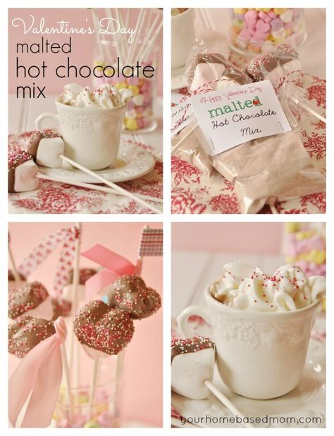 MALTED HOT CHOCOLATE MIX