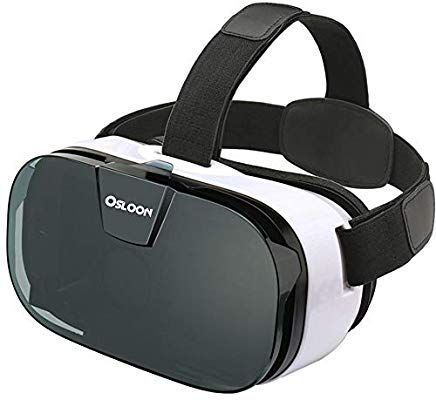 Virtual Reality Headset Osloon 3d Vr Glasses For Mobile Games And Movies Compatible 4 7 6 2 Inch I Virtual Reality Goggles Virtual Reality Headset Vr Glasses