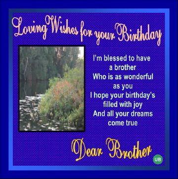 Cutehappybirthdayquoteswishesforbrother28729g 600400 cutehappybirthdayquoteswishesforbrother28729g 600400 brothers sisters pinterest happy birthday and inspirational bookmarktalkfo Image collections