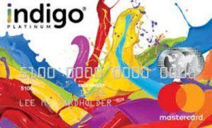 Indigo Credit Card Login Credit Card Design Best Credit Cards