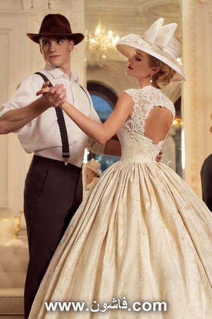 فساتين زفاف فخمة بموديلات الزمن الجميل Trendy Wedding Dresses Wedding Dress Styles Wedding Dresses 50s